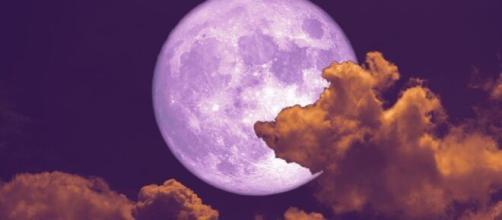 """El espectáculo astronómico """"Superluna de gusanos"""" comenzará desde este 9 de marzo."""