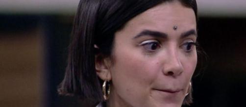 Enquetes, porém, indicam que Manu Gavassi deve seguir no 'BBB20'. (Reprodução/TV Globo)