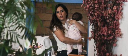 Filha de Tatá Werneck aparece em vídeo com a mãe. (Arquivo Blasting News)