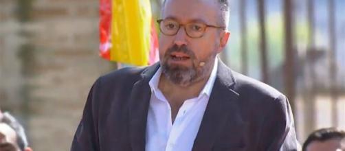 Girauta carga contra la esposa de Pedro Sánchez por su vídeo del 8-M