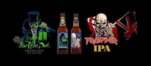 Iron Maiden: arrivano sul mercato due nuove birre