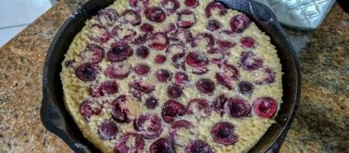 many would be hard-pressed to find anything simpler than Clafoutis. [Source: Bart Everson - FLickr]