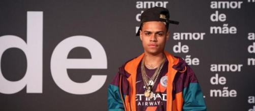 MC Cabelinho está atuando em 'Amor de Mãe'. (Divulgação/TV Globo)