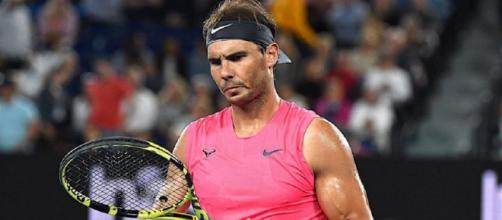 Nadal sulla cancellazione del torneo di Indian Wells: 'Spero che le autorità ci diano presto soluzioni'.
