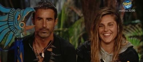 Supervivientes 2020/ Hugo Sierra e Ivana mantienen relaciones sexuales en la isla