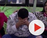 'BBB20': Babu não aceita saída de Prior e se emociona. (Reprodução/TV Globo)
