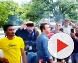 Facebook publicação de Bolsonaro fazendo passeio em Brasília. (Arquivo Blasting News)