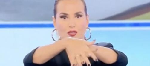 Barbara D'Urso attaccata da Lucio Presta