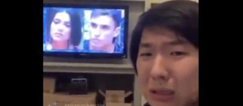'BBB20': Pyong Lee faz live e surta com o resultado de Prior eliminado do reality