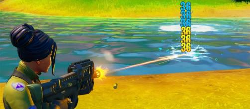"Big aiming changes have come to ""Fortnite Battle Royale."" [Image Credit: In-game screenshot]"