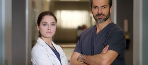 Doc-Nelle tue mani, spoiler 2 aprile: Andrea Fanti tenta di ricostruire il suo passato.