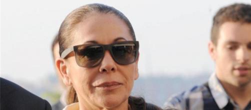 Isabel Pantoja entra en Sálvame
