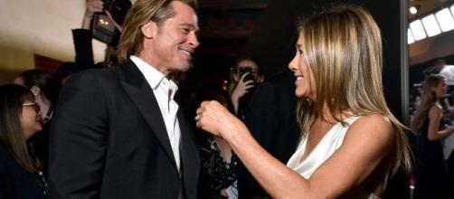Jennifer Aniston et Brad Pitt seraient actuellement confinés ensemble.