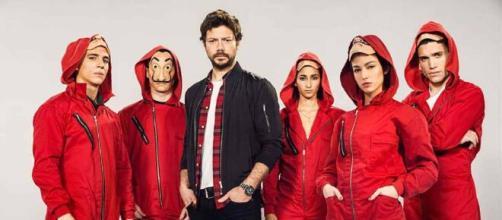 La Casa di Carta, al via la quarta stagione su Netflix dal 3 aprile.