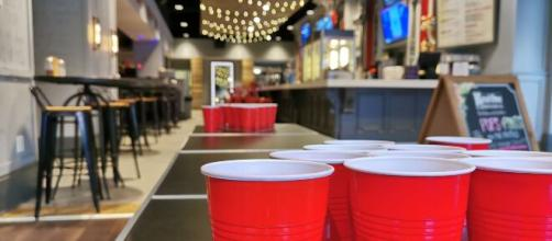 MIKE's beer pong tournament will be happening virtually. [image source: Stefan Kwiecinski- Pexels]
