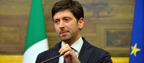 Roberto Speranza, Ministro della Salute.