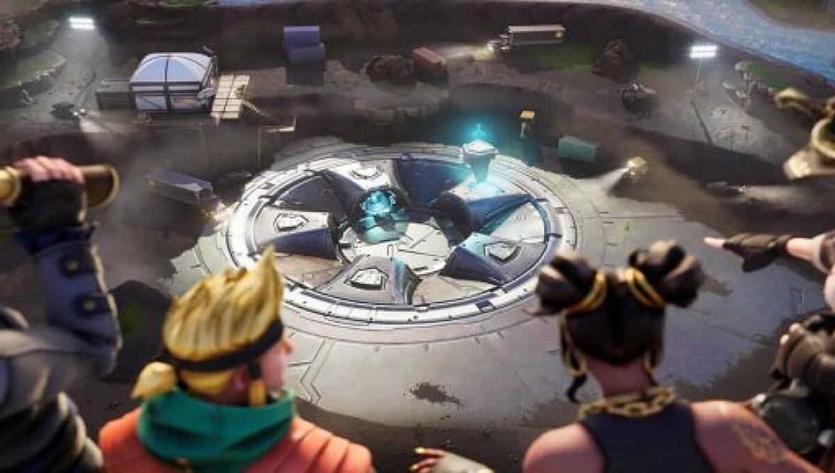 Loot Lake Vault Has Been Discovered On The Fortnite Season 2 Map Could Return Soon