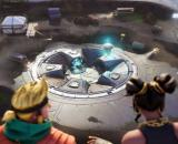Loot Lake Vault has been found in 'Fortnite: Chapter 2.' [Image Source: In-game screenshot]
