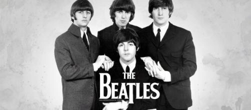 The Beatles en el The Ridge Chosen, como parte del Top Festival en Arkansas.