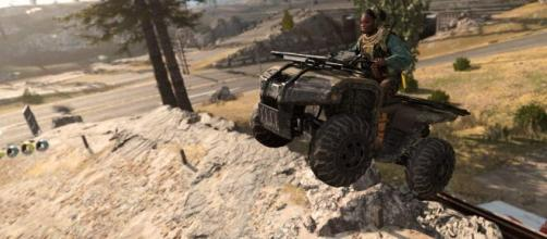 'Call of Duty: Warzone' vehicles have been buffed. [Image Source: In-game screenshot]