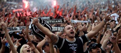 Corinthians encabeça a lista dos maiores devedores à União. (Arquivo Blasting News)