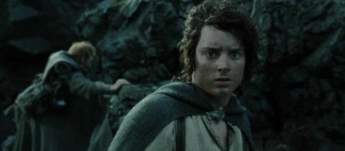 Frodo era interpretado por Elijah Wood. (Reprodução/New Line Cinema)