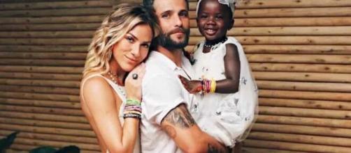 Giovanna Ewbank já admitiu ter perdoado um 'deslize' de Gagliasso. (Arquivo Blasting News)