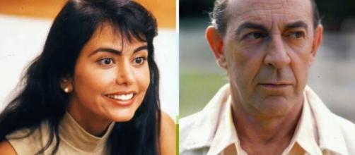 Grande atores que deixaram saudades. (Fotomontagem)