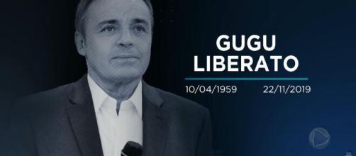 Gugu Liberato recebe homenagens em seu aniversário. (Arquivo Blasting News)