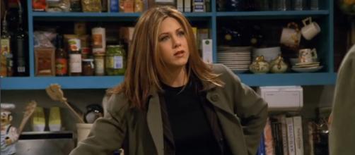 Jennifer Aniston era Rachel na série. (Reprodução/NBC)