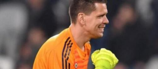 Juventus, Szczesny potrebbe essere in bilico.