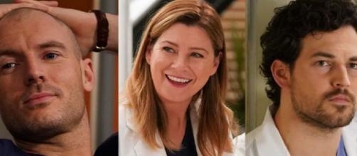 Nella prossima stagione di Grey's Anatomy, Meredith Grey potrebbe ritrovarsi in un triangolo amoroso con DeLuca e Hayes.