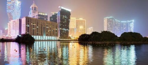 Vista panorâmica de Macau [Imagem: Wikimedia Commons]