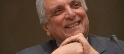 Arturo Diaconale, responsabile comunicazione della Lazio.