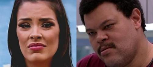 """""""BBB20"""": Estratégia de Ivy é desmascarada. (Reprodução/TV Globo)"""