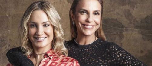 Cantoras de axé Cláudia Leite e Ivete Sangalo. (Arquivo Blasting News)