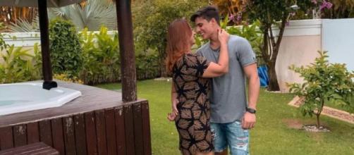 Mãe de Neymar está namorando ex de Carlinhos Maia. (Reprodução/Instagram)