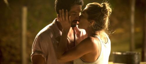 Marcos era interpretado por Rômulo Estrela. (Reprodução/TV Globo)