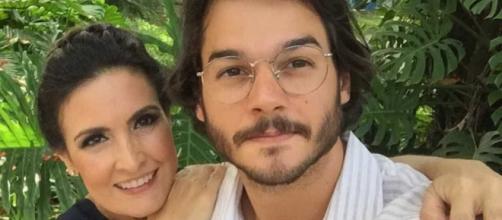 O casal Túlio Gadêlha e Fátima Bernardes falaram sobre momentos que estão passando juntos. Foto: Arquivo Blasting News