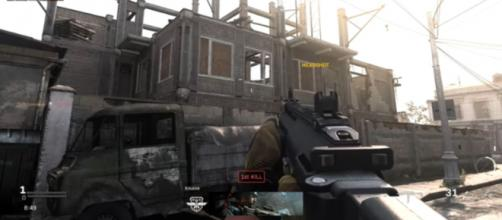 One of the steatlh changes in 'Call of Duty: Warzone' is the one with the High Alert perk. [Image source: TheXclusiveAce/YouTube]