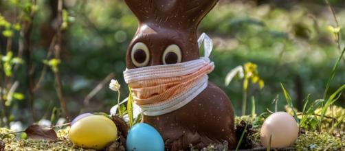 Páscoa é celebrada com isolamento social e transmissão por meio da Internet .(Arquivo Blasting News)