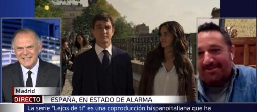 Pedro Piqueras vuelve a sorprender a todos en una conversación con Pepón Nieto
