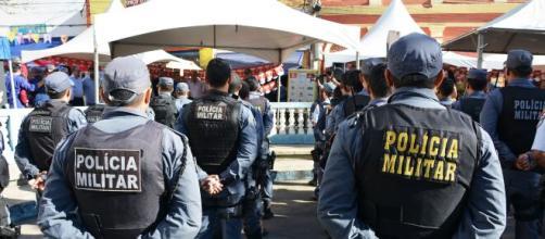 Policial e comparsa são presos suspeitos de assalto. (Arquivo Blasting News)
