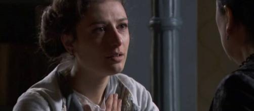 Una Vita, trame spagnole: Lucia vuole che Telmo ed il figlio vadano via da Acacias 38.