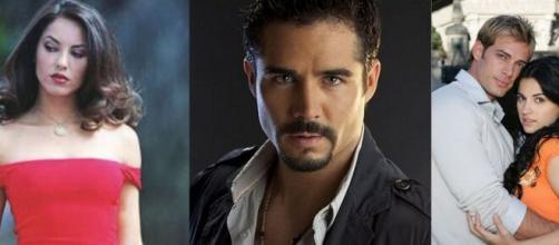 Artistas da Televisa que trabalharam antes da fama. (Televisa)