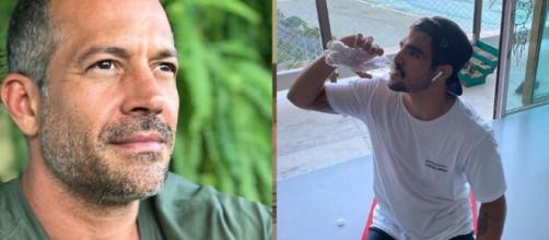 Assim como Malvino Salvador e Caio Castro, outras celebridades também pertencem ao signo de Aquário. (Fotomontagem/Instagram)