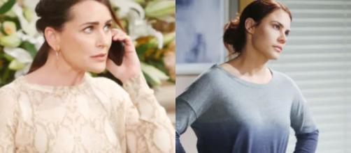 Beautiful, trame Usa: Bill minaccia Quinn, Flo indaga sulla malattia di Sally