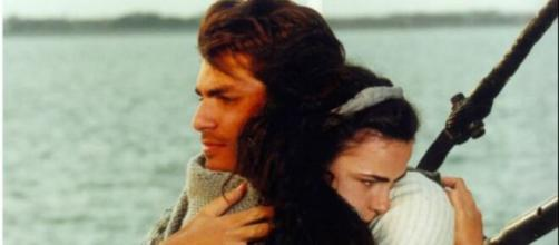 Matteo e Giuliana deixaram saudades nos fãs. (Reprodução/TV Globo)