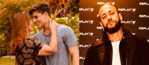 Neymar : sa mère en couple avec un jeune homme de 22 ans
