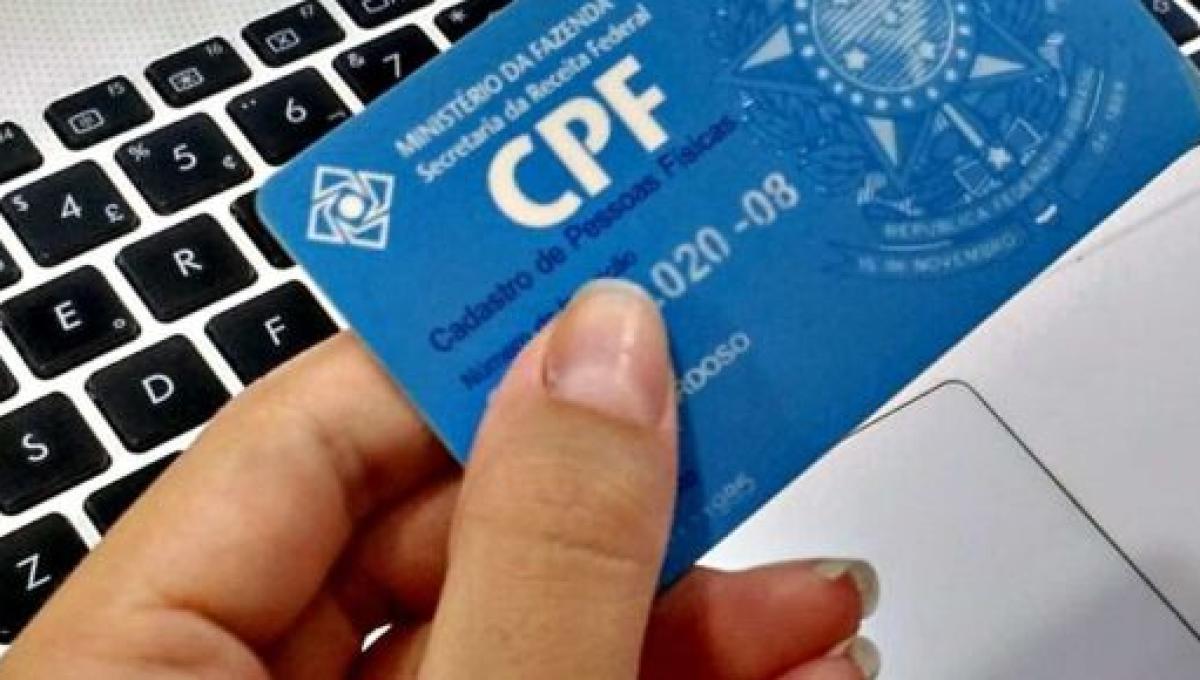 Receita ensina a regularizar o CPF por e-mail